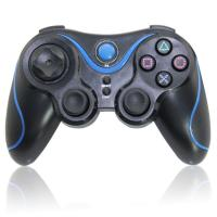 Quality 4 Way Button Bluetooth Playstation 3 Controller Wireless Connection 2 Analog Joysticks for sale