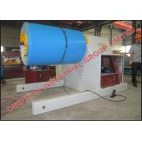 Quality Automatic Aluminium Coil / Steel Hydraulic Decoiler Roll Forming Machine Parts for sale