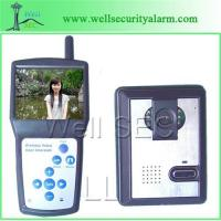 Buy cheap Wireless Video Door Phone(3.5 inch)WL-9002 from wholesalers
