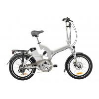 Best Green Power lithium battery foldable electric bicycle SGS approved , EN15194 wholesale