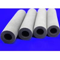 Quality Microwave Process Round Silicone Foam Tubes No Contamination For Machinery Sealing for sale