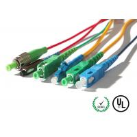 Quality Connector Fiber Optic Patch Cord for sale