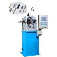 High Stability Spring Forming Machine Computer control Diameter 0.06 mm to 0.5 mm