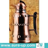 Buy arabic brass coffee pot, middle east water jug glass refill at wholesale prices