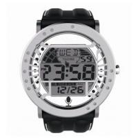 Quality Outdoor Sports Waterproof Multifunctional Digital Watch Alloy Case LCD Display for sale