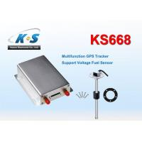 Quality Multi-Function Vehicle GPS Tracker With RS232 Support Camera / RFID Reader / Handset Option for sale