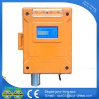 Quality fixed online wall-mounted gas alarm detector for oxygen for sale