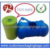 Quality Biodegradable Corn Starch Dog Poop Bags For Supermarkets / Shops / Home And Store for sale