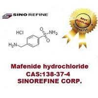 Quality Hydrochloride Mafenide High Purity For Anti - Infective Burn Therapy C7H11ClN2O2S for sale