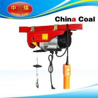 Quality electric hoist with wireless remote for sale