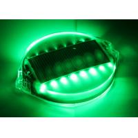 Quality Polycarbonate Durable Solar Road Stud Safety Delineators LED Cats Eyes for sale