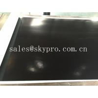 Excellent chemical resistance Butyl  / IIR rubber sheet for tube liner
