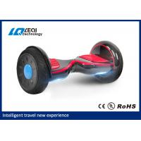 Bluetooth 10 Inch Self Balancing Scooter Hoverboard Transportation With 2 Wheels
