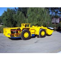 Quality LHD underground mining equipments / load haul dumper for poor working conditions for sale
