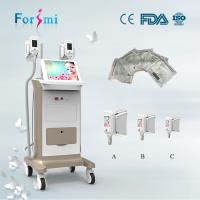 China 3 handles Cryolipolysis fda approved cryotherapy fat loss cryo liposuction machine on sale