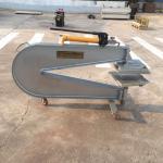 Quality ANTAI 300 * 300 Conveyor Belt Press Hydraulic Conveyor Belt Spot Repair Press for sale