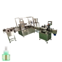 Quality Higee automatic liquid electric mosquito repellent incense filling machine for sale