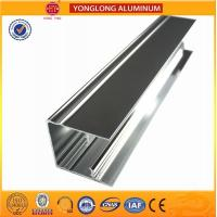 Quality Solid Substantial Polished Aluminium Profile Normal Length 6m for sale