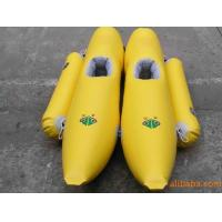 Best PVC Inflatable Water Toys / Walking Shoes For Walking In The Water , Durable wholesale