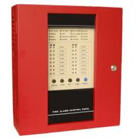 China 4 Zones Unddressable Fire Alarm System , Fire Alarm Control Panel Durable on sale