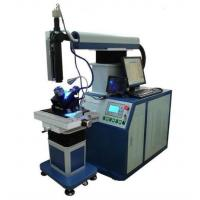 Quality High Precision YAG Laser Welding Machine 200W Suitable For Thin Plates for sale