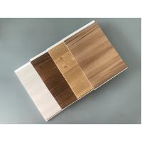 China 7.5Mm Flat Plastic Laminate Panels For Domestic Ceiling And Wall Installations on sale