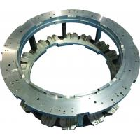 China Double plate, aluminum sand casting, component of knitting machine, precision machining on sale