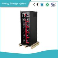 Buy cheap 25.6KWH Solar Energy Inverter Long Cycle Life With 160pcs 50Ah LiFePO4 Battery from wholesalers