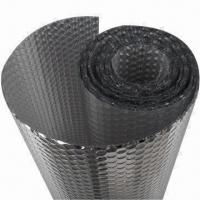 Quality Reflective Foil Bubble Building Material with 0.034W/m° Thermal Conductivity for sale