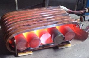 Quality 300kw IGBT HF Induction Heating Machine metal heating quenching for sale
