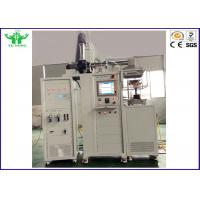 China Heat Smoke Release Flame Test Equipment , Cone Calorimeter Fire Test Chamber on sale