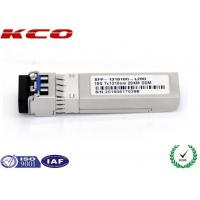 Best Single Mode LC Duplex Port SFP Fiber Optic Transceiver Compatible CISCO wholesale