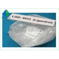 China Anabolic Steroid Hormones Sarms Pawder LGD 4033 CAS 1165910-22-4 For Muscle Treatment on sale