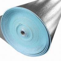 Buy Thermal-resistant Colorful XPE Aluminum Foil with PE Foam at wholesale prices