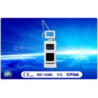 Quality Pigment Removal Q Switched Nd Yag Laser 1064nm 7.4 Inch Color Touch Screen for sale