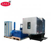 Quality Temperature Humidity Vibration Combined Environmental Test Chamber Climatic Testing System For Battery for sale