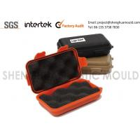 Quality Water Proof Shock Proof Air Tight Plastic Nylon Case with Foam Cushion for sale