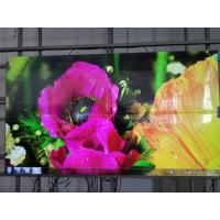 Quality Rack / Wall Mounted Zero Bezel Video Wall 49 55 Inch  Interactive Touch Screen for sale