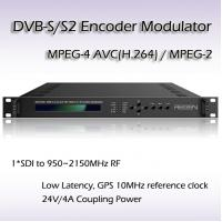 Quality SDI TO DVB-S/S2 Encoder Modulator IF(50~200MHz) Output REM7001 for sale