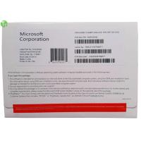 Quality Full Version Microsoft Windows 10 Pro Oem 64 Bit DVD Retail Online Activation for sale
