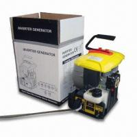 Quality Digital Inverter Generator Set with 900W Rated Power and 1kVA Portable Gasoline for sale