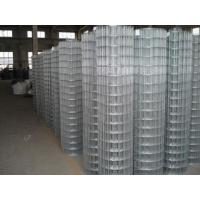 Quality Concrete Reinforcement Welded Silver Wire Mesh , Square Wire Mesh Panels for sale