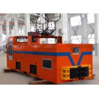 Quality 10t Variable speed AC overhead line electric locomotive for sale