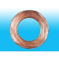 Best Steel Evaporator Tube 6.35 * 0.65 mm , Low Carbon Copper Coated wholesale