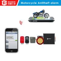 Best Multiple gps tracking device gsm/gprs motorcycle anti-theft alarm Two way alarm system wholesale