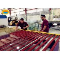 Quality Solar Energy Flat Glass Tempering Furnace 2000 * 3660 Mm 21 Loads / H Productivity for sale