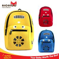 Quality Yellow / Red / Blue Kids Cartoon Backpack For Boys Lightweight Shockproof for sale