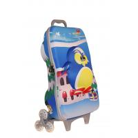 Quality Funny Rolling Kids Hard Case Luggage For School / Travel / Trip NHL002 for sale