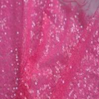 Quality 100% polyester mesh and sequin embroidery on mesh fabric for sale