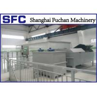 Quality Continuous Operation Rotary Drum Thickener / Sludge Thickening Equipment for sale